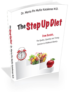 The Step Up Diet by Dr. Marta Katalenas