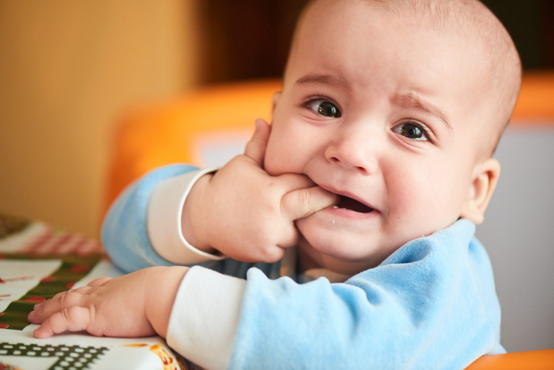 Warning for homeopathic teething tablets